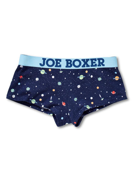 Women's Boyshorts Underwear | Out Of This World