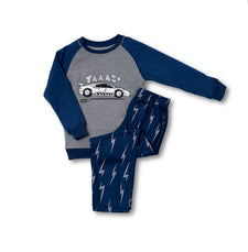 Lightning Tee and Pant Set