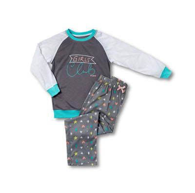 Girls' Club Tee and Pant Set - Joe Boxer