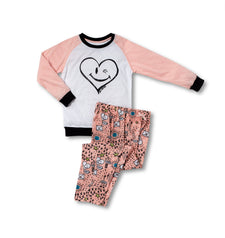 Sketchbook Tee and Pant Set