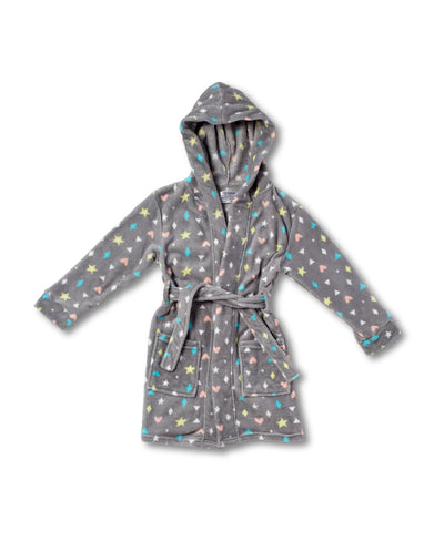 Girls' Club Robe - Joe Boxer