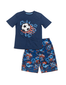 Soccer Tee and Short Set