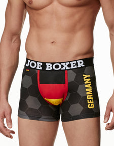 World Cup Germany Fitted Boxer