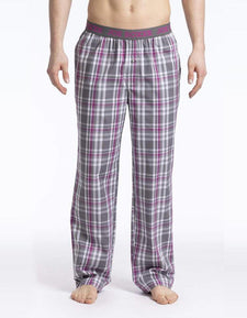 Men's Pajama Pants | Blackberry