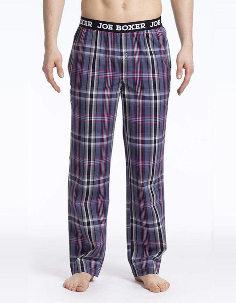 Men's Pajama Pants | Linear Plaid