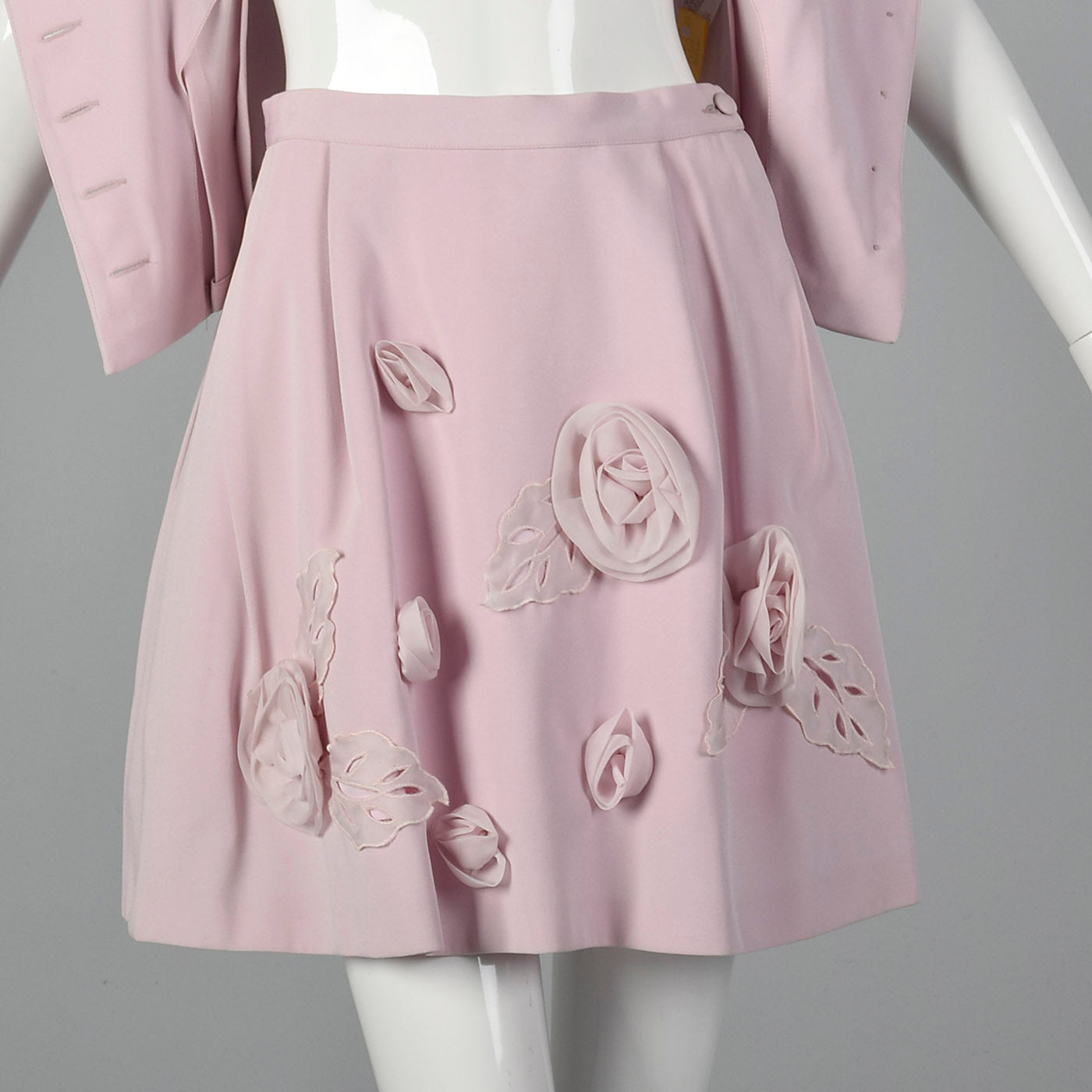 Byblos Pink Skirt Set