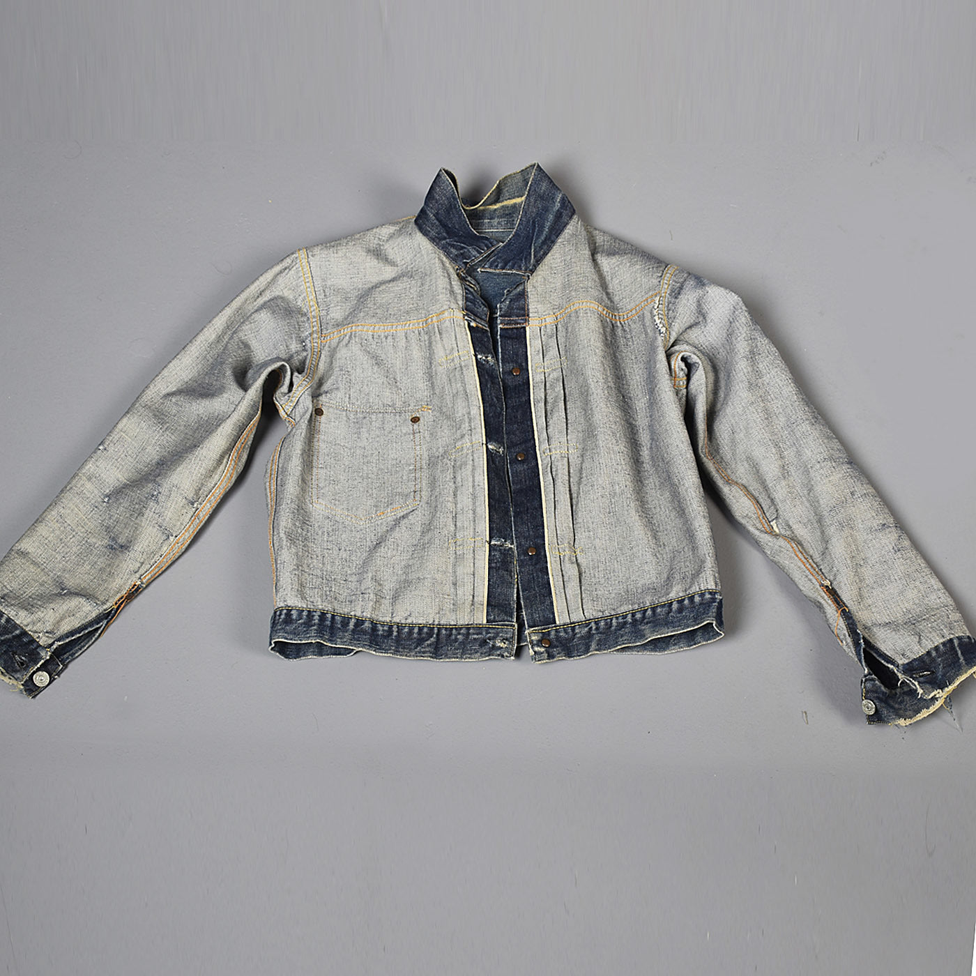1940s First Edition Levis 506XX Denim Jacket