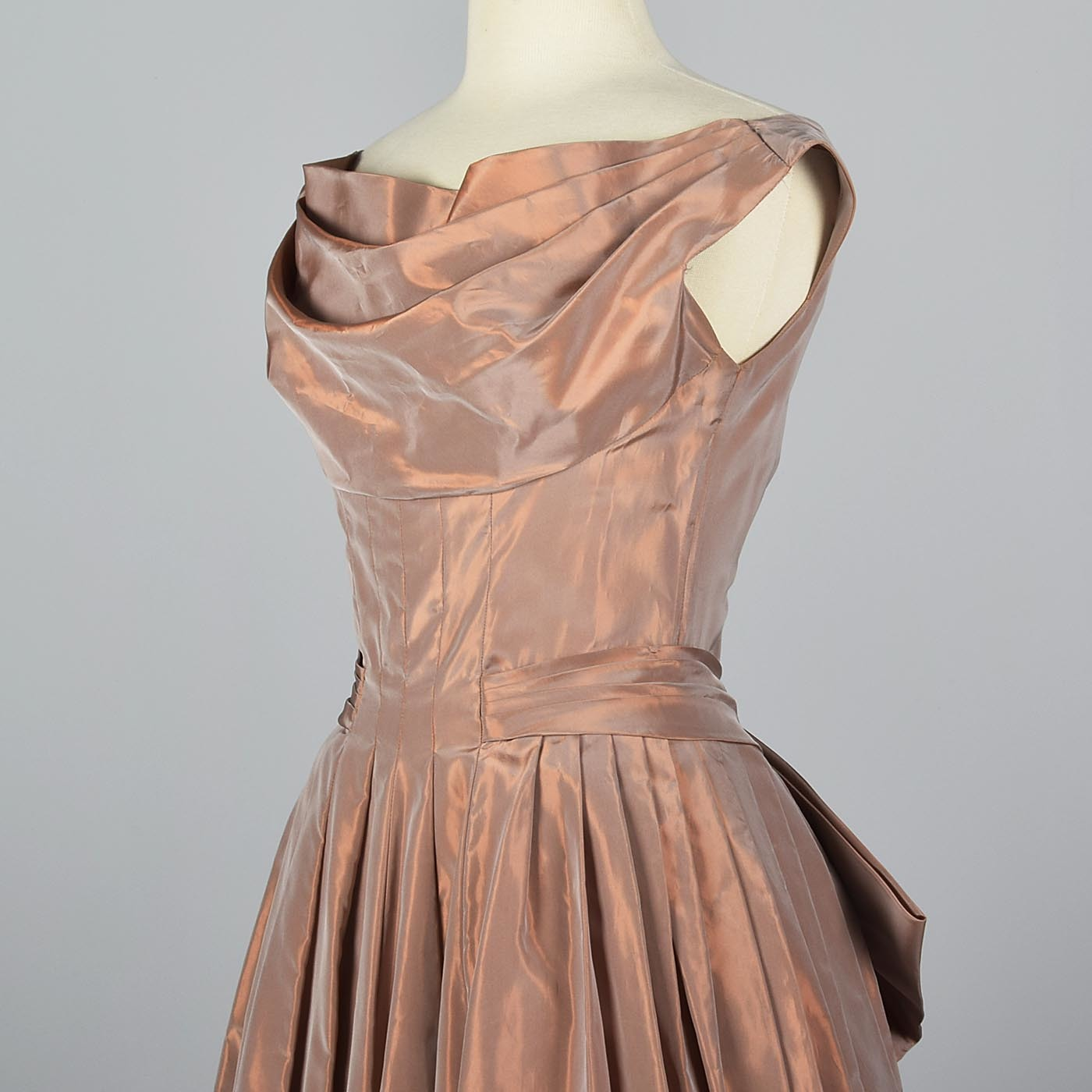 1950s Fred Perlberg Formal Princess Dress