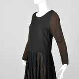 1920s XS Deco Day Dress