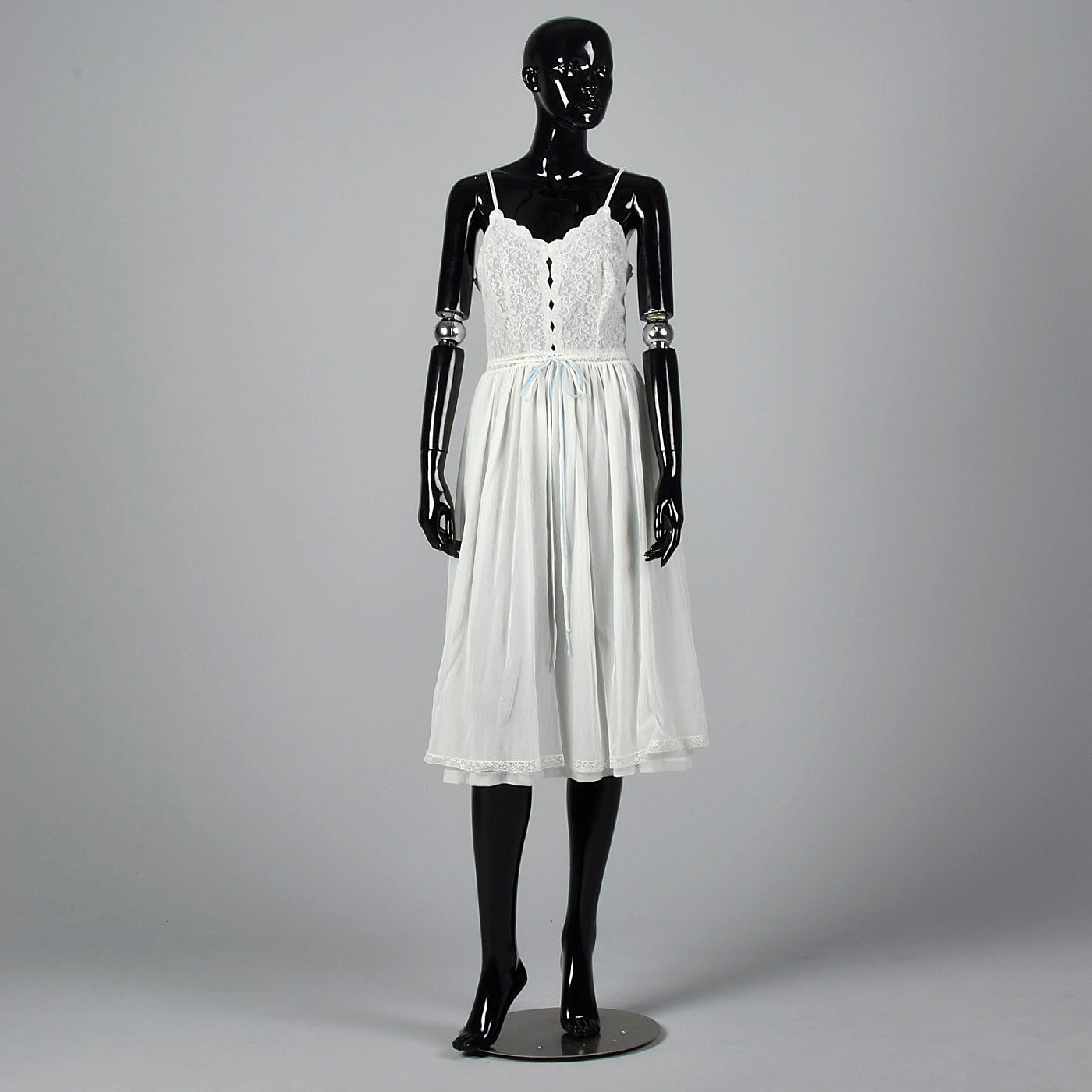 1950s Anne Fogarty Night Gown