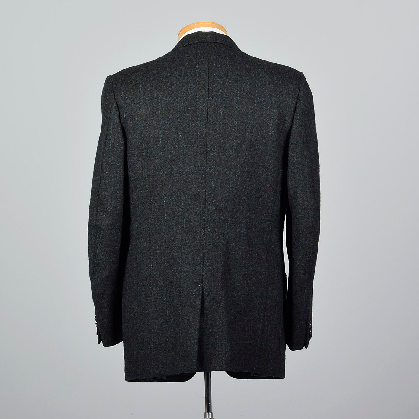 1966 Grey Wool Jacket