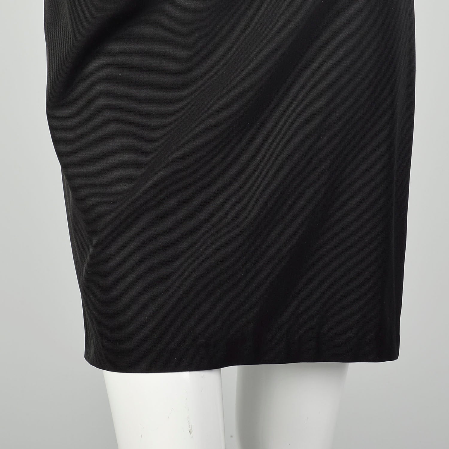 Medium Tadashi Shoji Little Black Dress Cap Sleeves Cocktail Party
