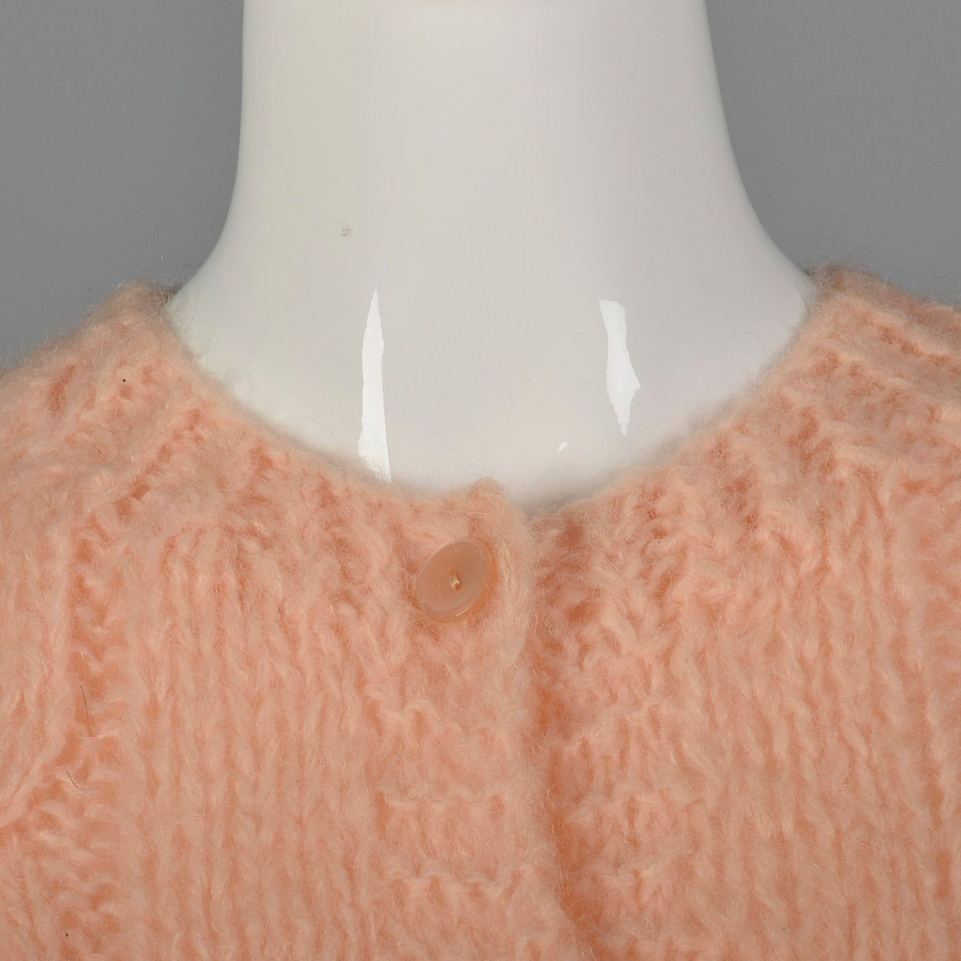 1960s Oh-So-Soft Pink Cardigan