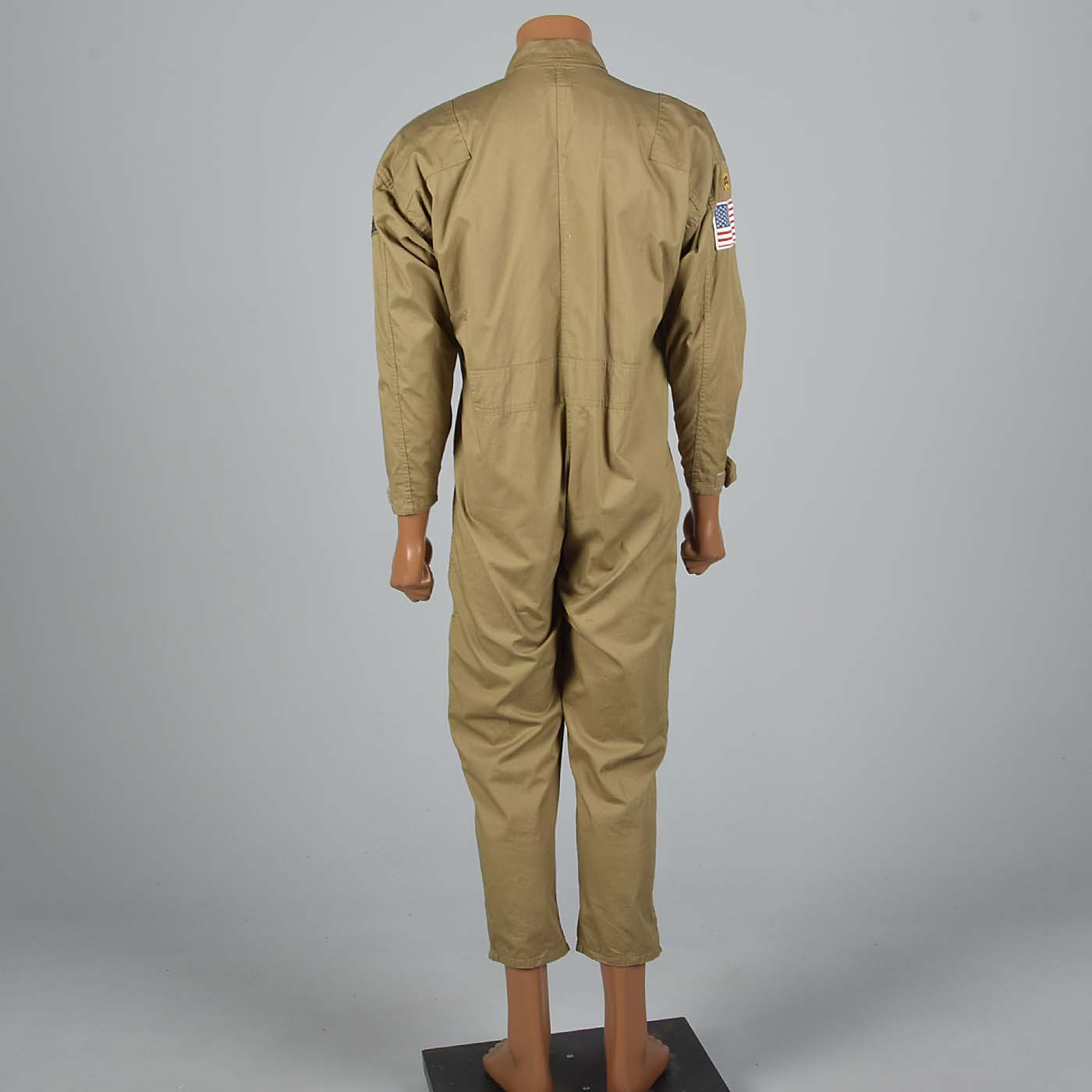 1970s Mens Chemin De Fer Flight Suit