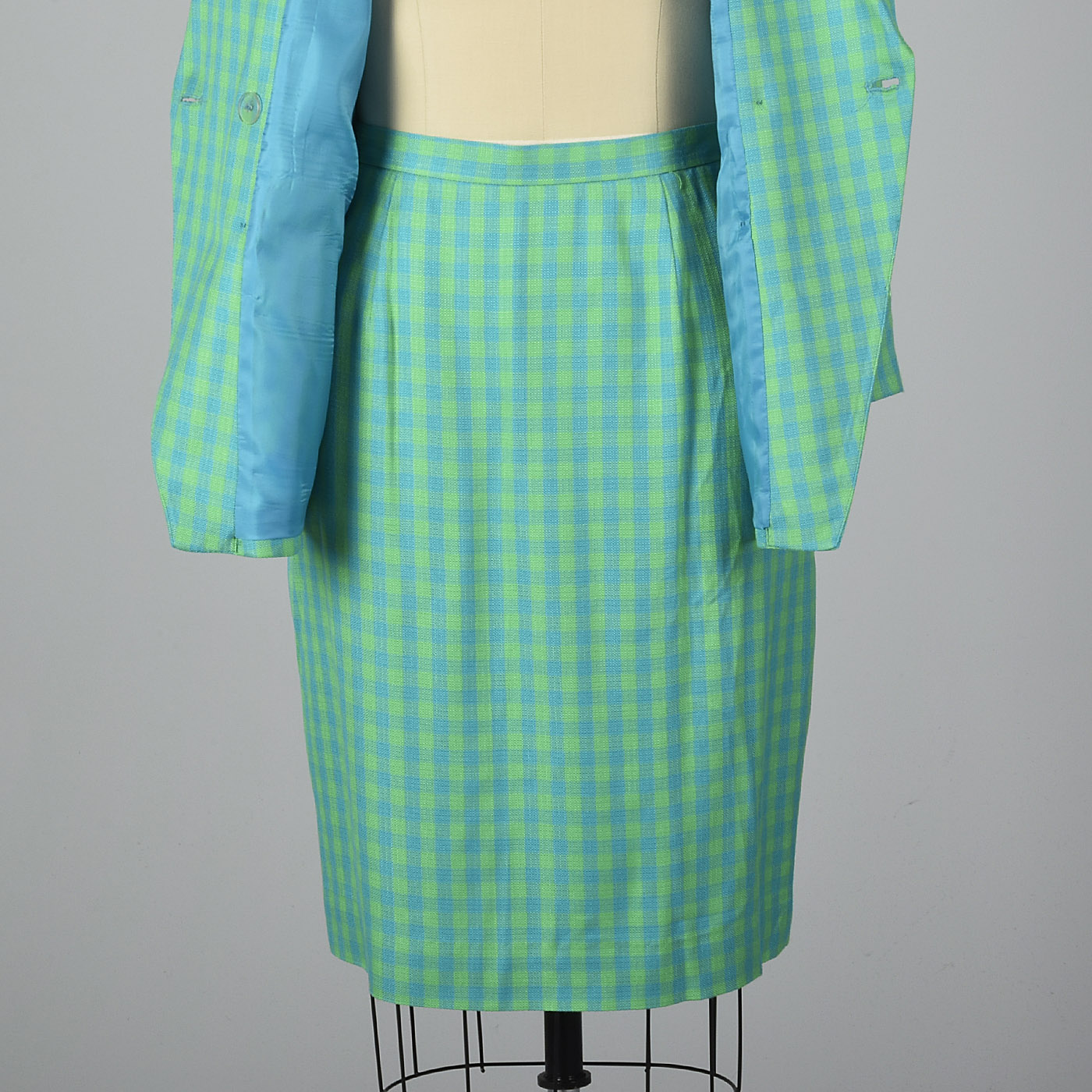 1990s Christian Dior Deadstock Skirt Suit