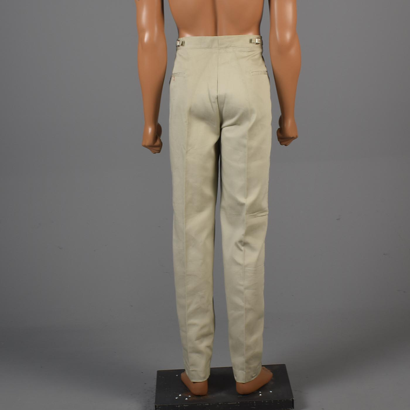 1960s Mens Deadstock Workwear Pants