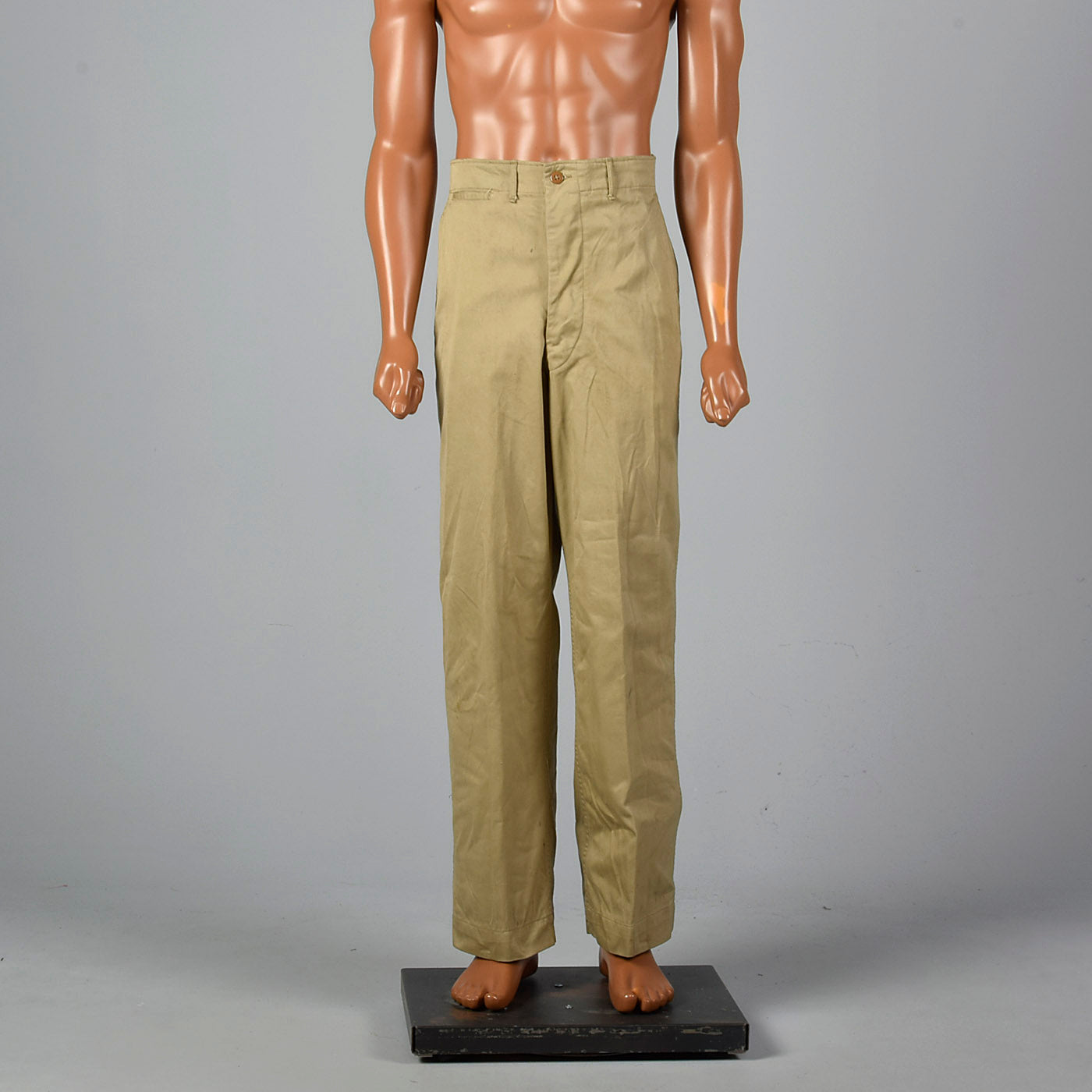 1940s Military Twill Pants