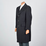 1960s Black Cashmere Jacket