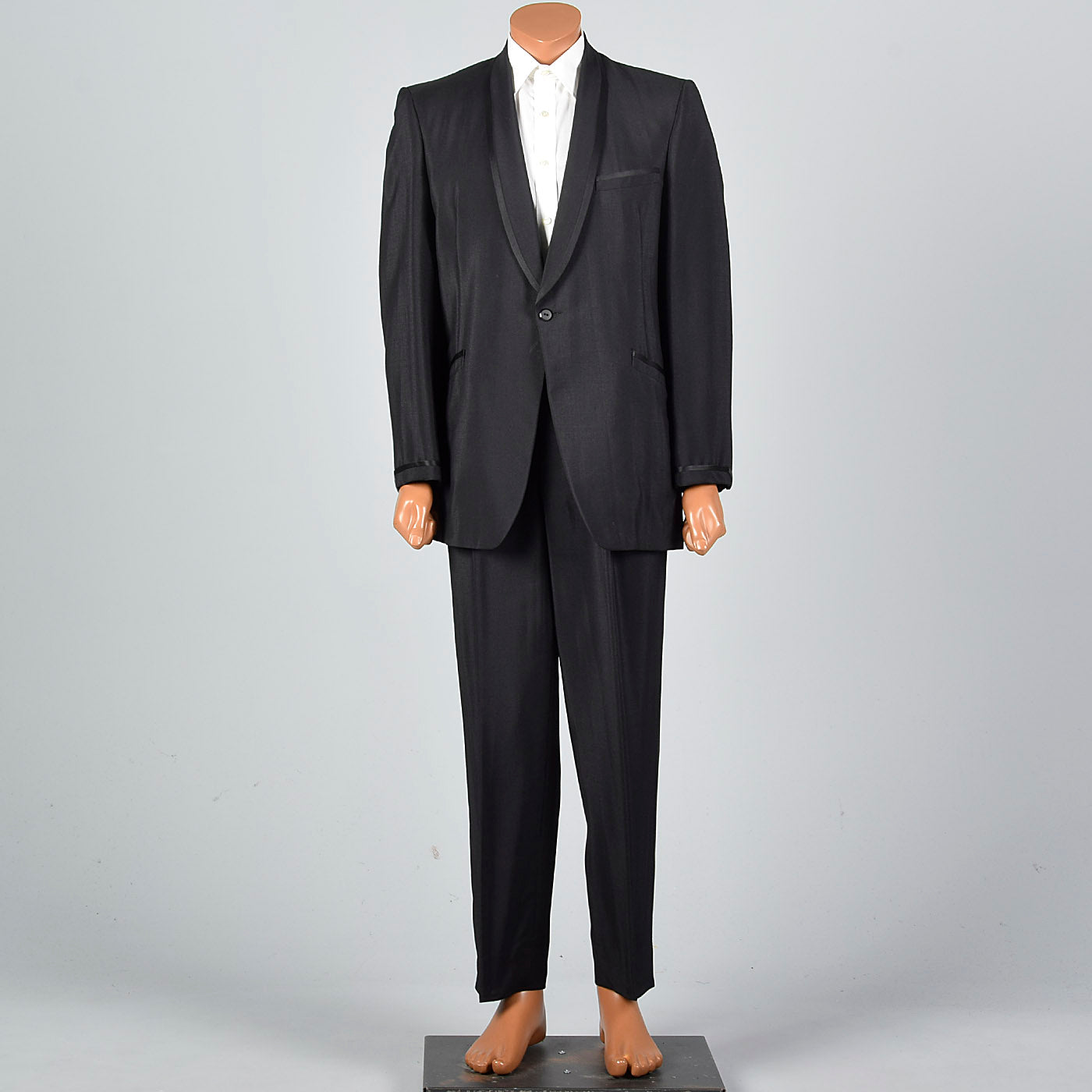 1960s Mens After Six Tuxedo
