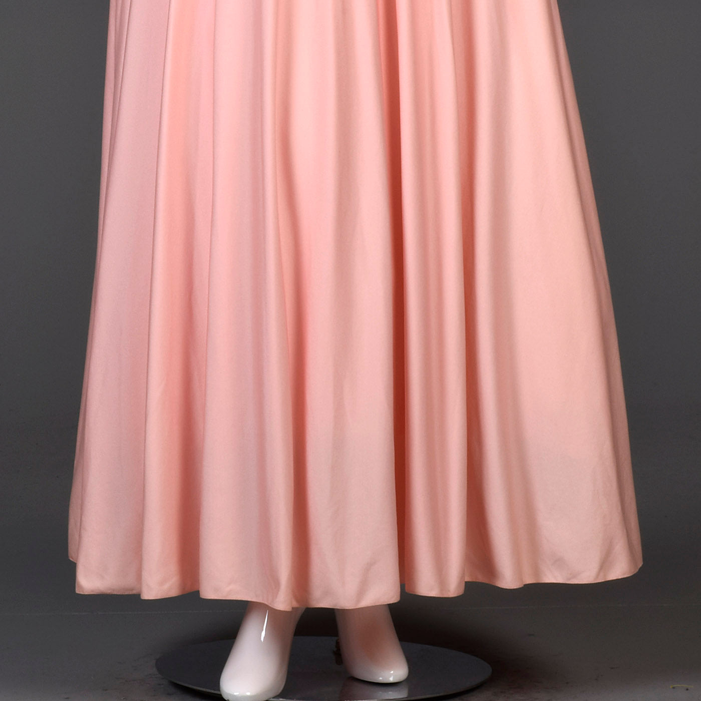 1960s Victoria Royal LTD Pink Formal Gown