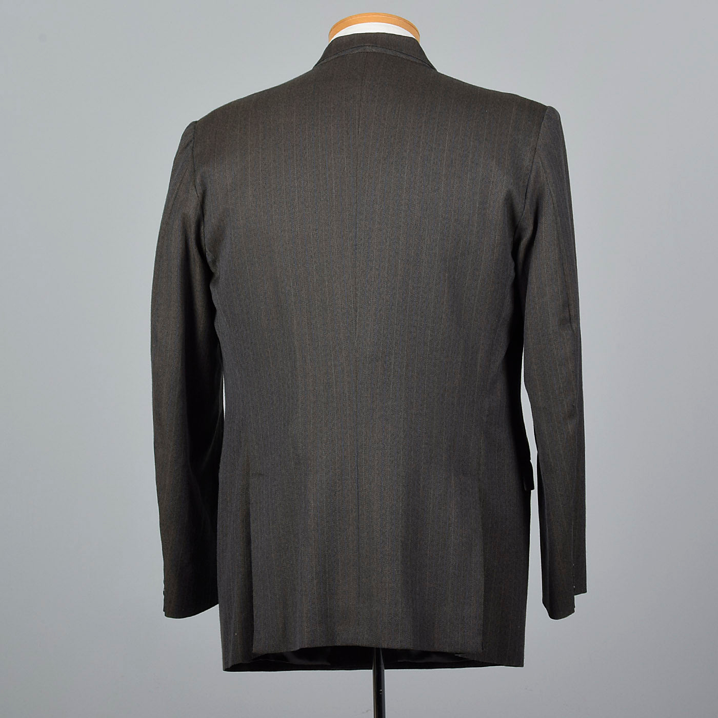 1980s Mens Double Breasted Suit Jacket