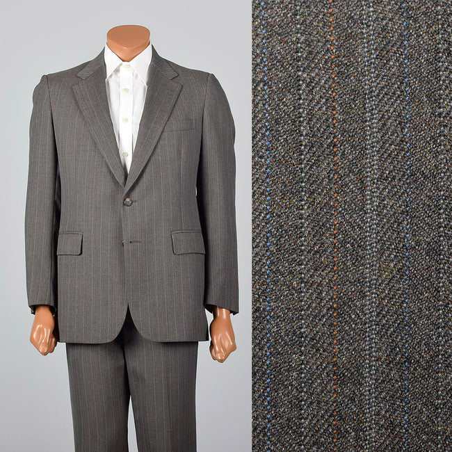 Medium 1960s Stripe Suit