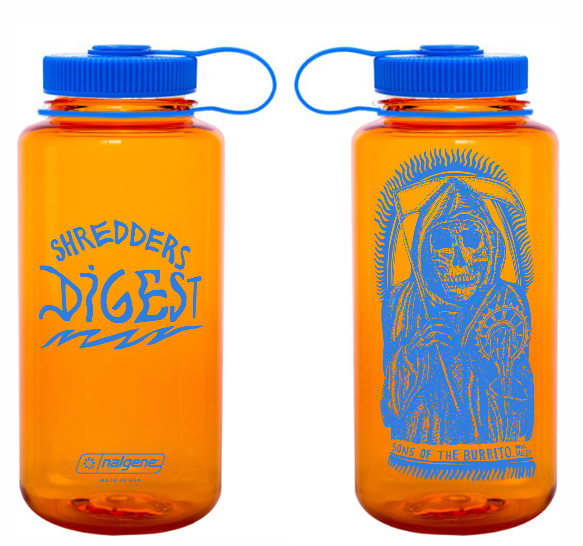 Sons of the Burrito 32 OZ  Nalgene