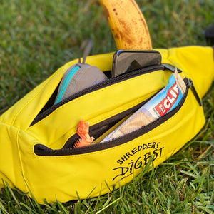 Shredders Fanny Pack - Yellow
