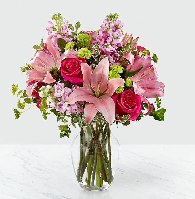Designer's Choice-Luxury Mixed Vase