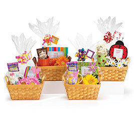 Feminine Themed Basket