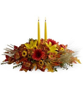 Fabulous Fall Centerpiece- Deluxe
