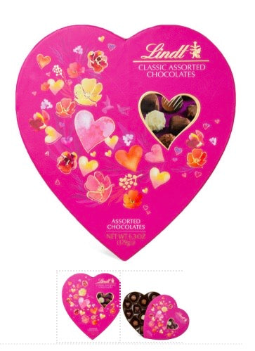Lindt Gourmet Chocolate