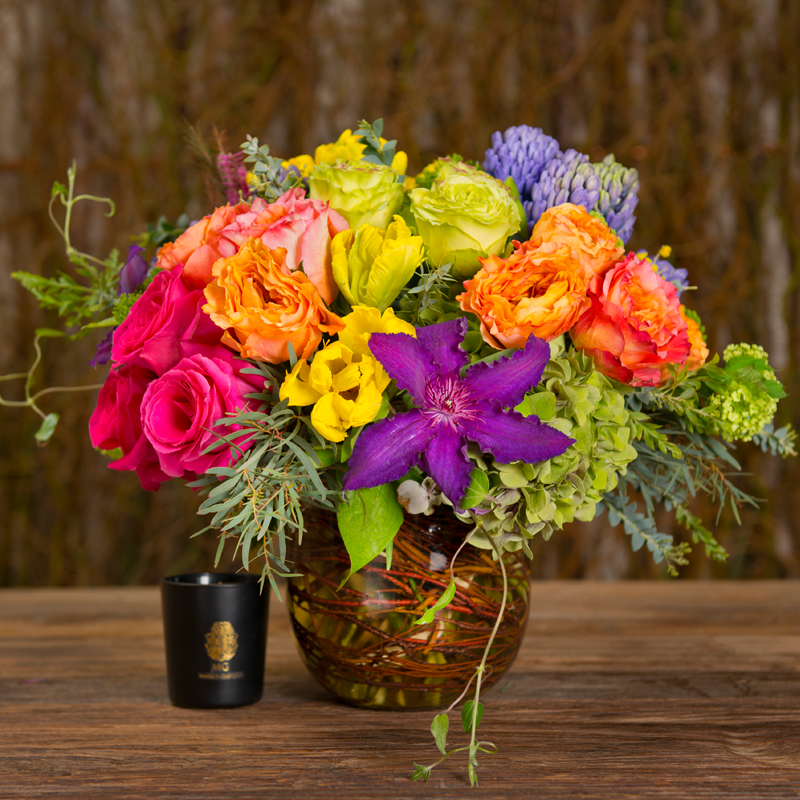 Vibrant Garden Mix for Mom