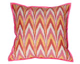 Rosada Ikat Floor Pillow - Limited Edition
