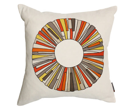 Bloom Pillow – Clementine