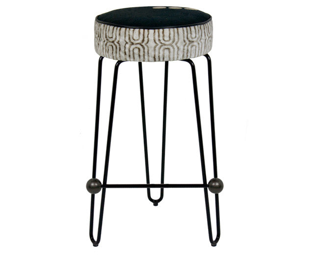 Ether Blanco Stool