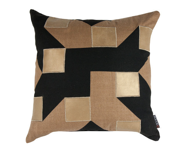 Geo Oro Pillow