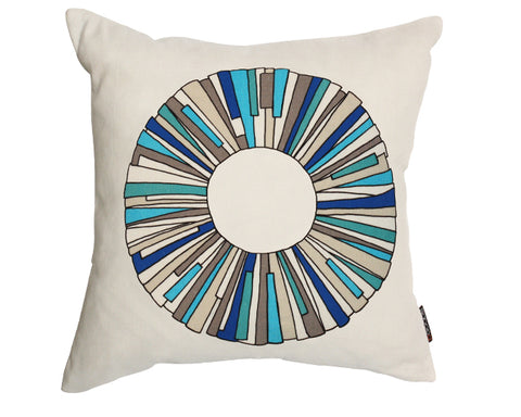 Bloom Pillow – Pool