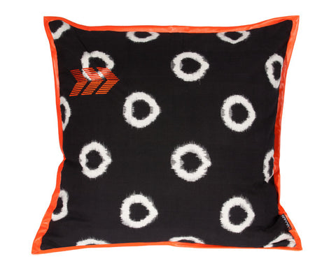 Jacy Ikat Floor Pillow - Limited Edition