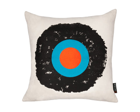 Ojo Hemp Pillow in Natural