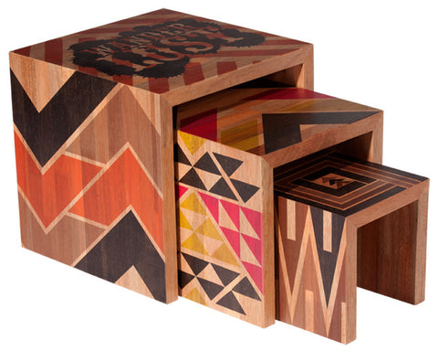 Detours Nesting Tables