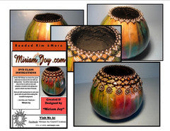 Beaded Rim & More Class DVD