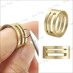 "Jump Ring ""Finger Tool"""
