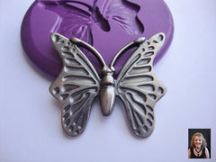 Silicone Butterfly Mold - ON SALE NOW!