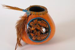 Leather Gourd