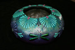 Emerald Dragonfly Gourd ~ YOUTUBE VIDEO