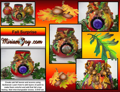 Fall Surprise - New DVD Class by Miriam Joy