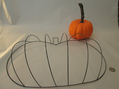 Hard-to-Find Wire Pumpkin