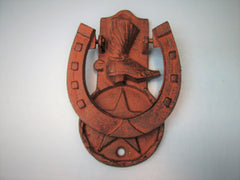 Texas Door Knocker