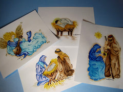Blessed Nativity Patterns 2016